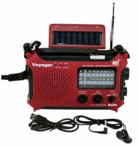 Emergency Communication Radio