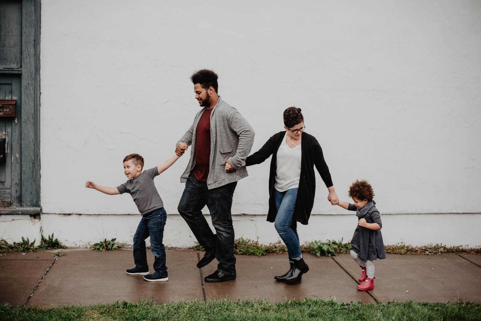 5 First Steps for Blending a Family