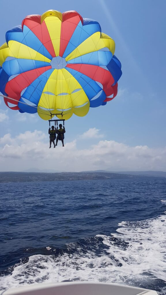 Hot Air Balloon Honeymoon in Romania