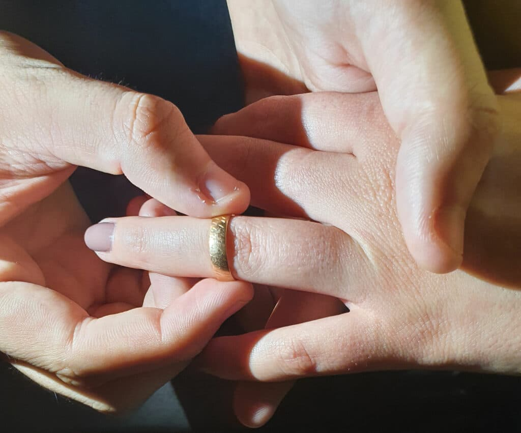 Marriage Proposal in Romania