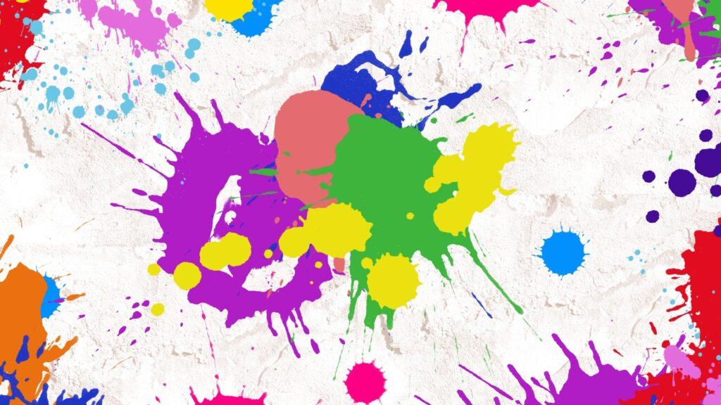 Paintball Splatter Date