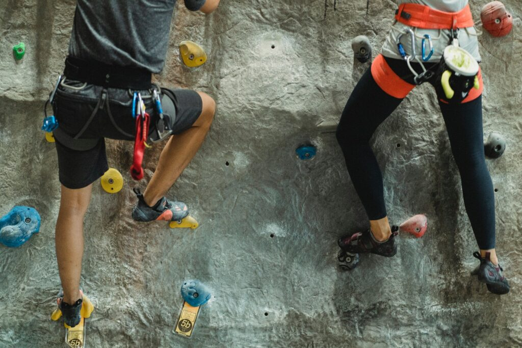 Rock Climbing Date