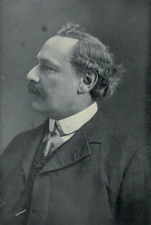 Arthur Waite Photograph