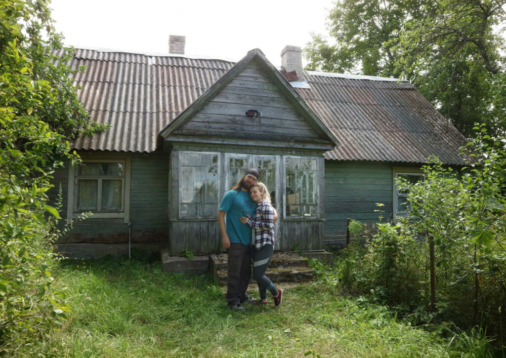 Living Together on a Homestead
