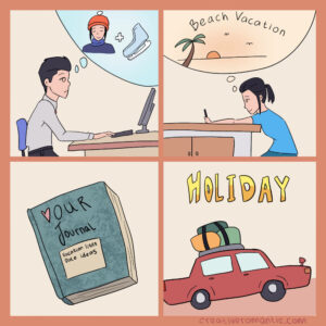 Plan Vacations and Create a Travel Journal