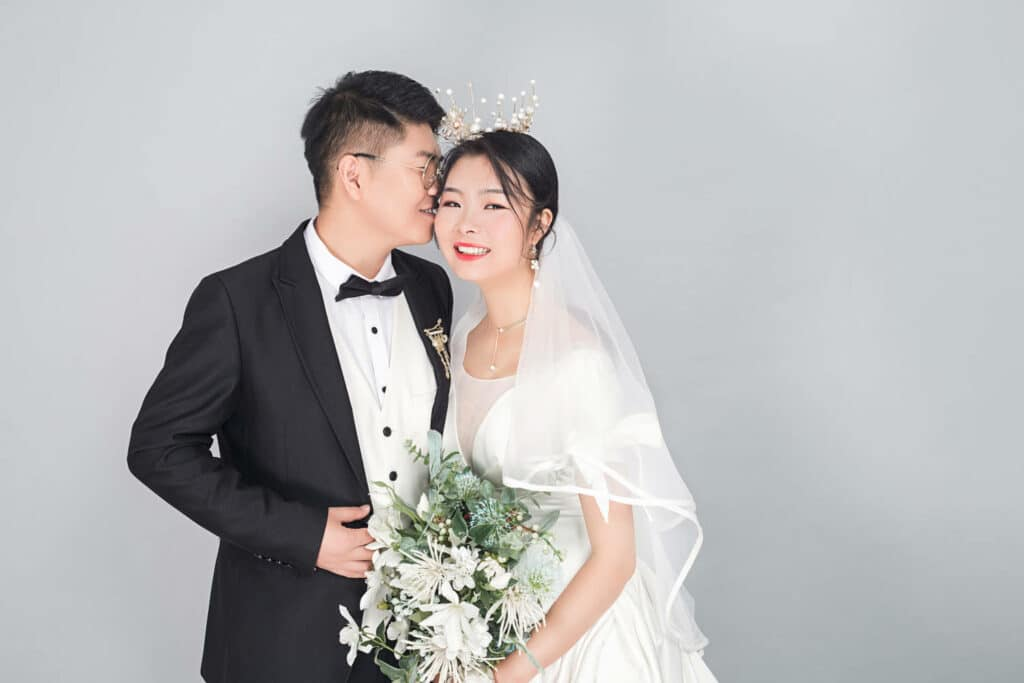 Pre Marriage Chinese Photoshoot