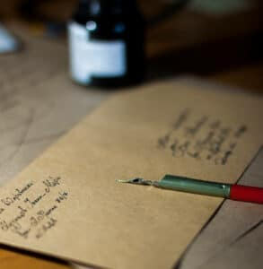 Sending a Sympathy Card Message