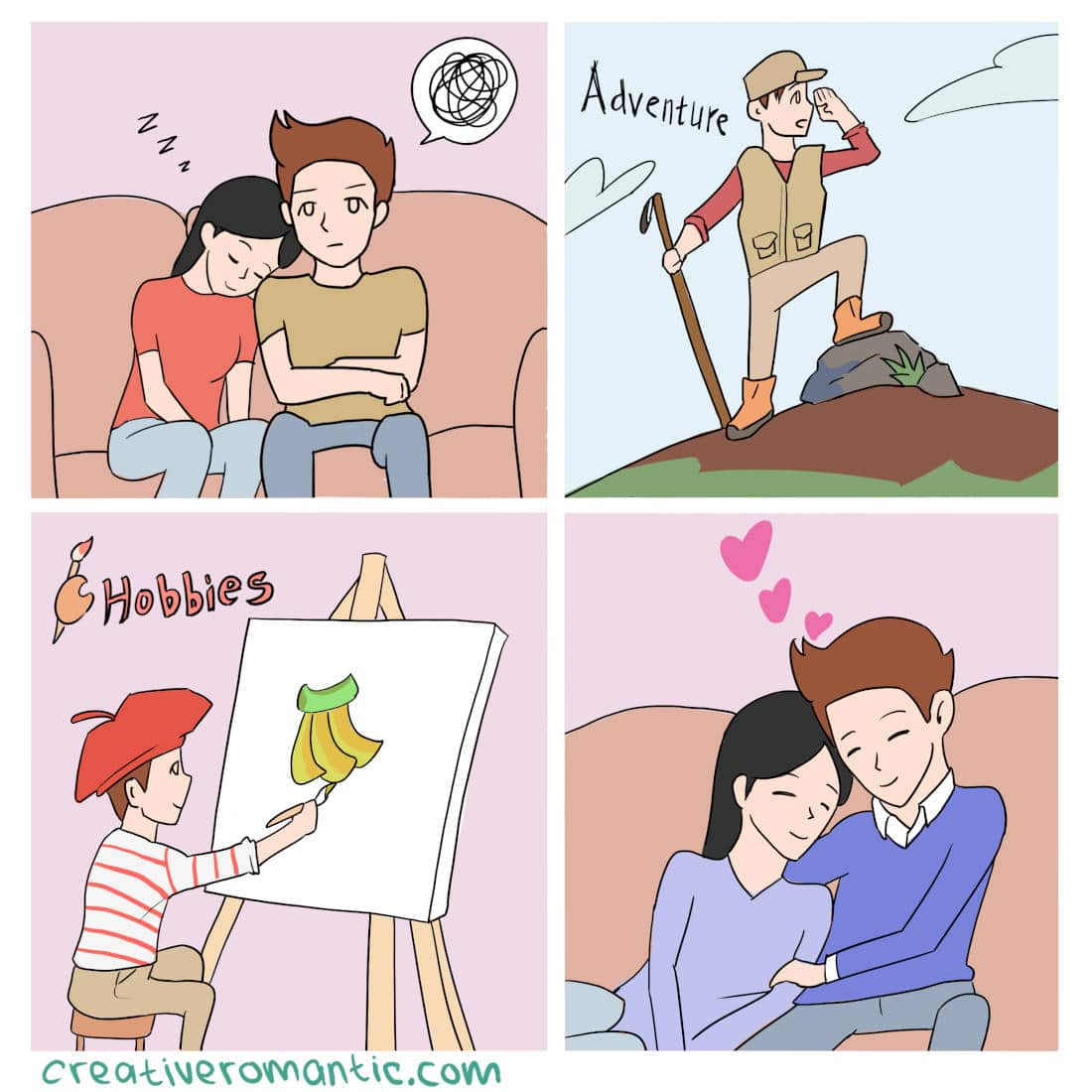 The Importance of Me Time in a Relationship